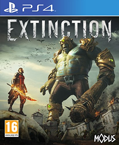 Extinction - PlayStation 4 [Importación inglesa]