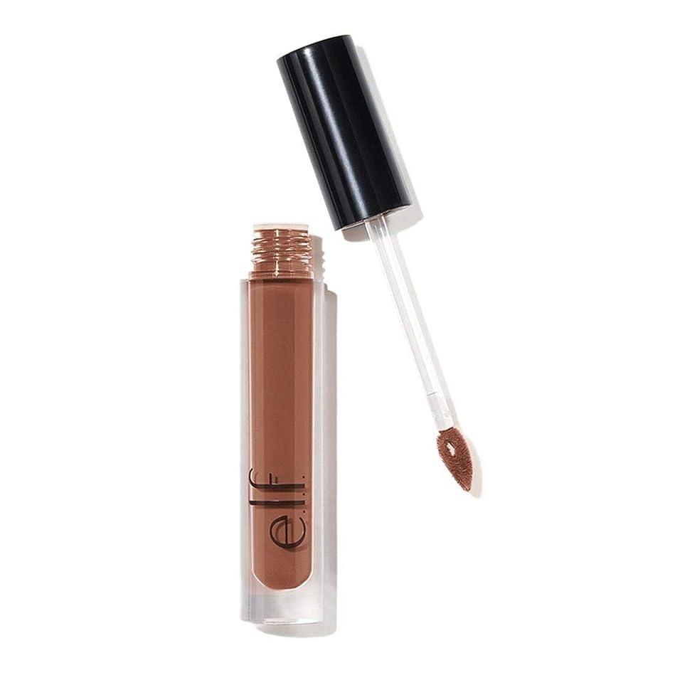 なめらかな自我美徳(3 Pack) e.l.f. Liquid Matte Lipstick - Coffee (並行輸入品)