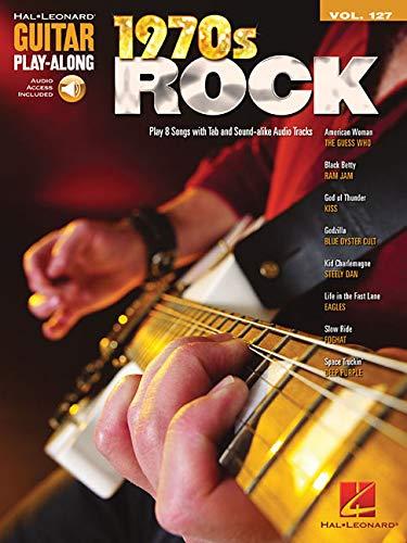Guitar Play-Along Volume 127: 1970s Rock: Play-Along, CD für Gitarre