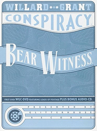 Willard Grant Conspiracy - Bear Witness (+ Audio-CD) [2 DVDs]