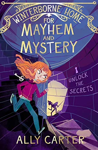 Winterborne Home for Mayhem and Mystery: Book 2