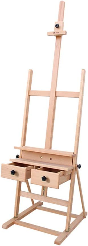 JUULLN Award-winning store Wooden Folding Bracket Sketching L for Max 82% OFF with Easel Drawers