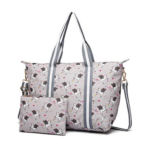 Miss Lulu Damen Handtasche