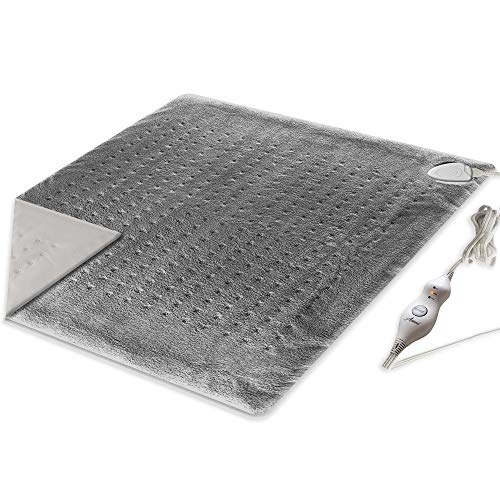 "XXXL Electric Heating Pad for Back Pain (20"" x 24"") 