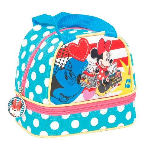 Minnie Mouse – Portameriendas, 20 x 16 x 14 cm (Jaimarc P030180)