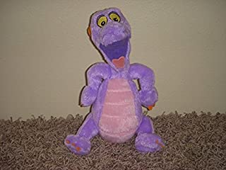 Mascot Figment Purple Dragon From Disney 9 Inch Plush Doll