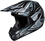 HJC Fulcrum Youth Boys CL-XY MX/Off-Road/Dirt Bike Motorcycle Helmet - MC-5 / Small