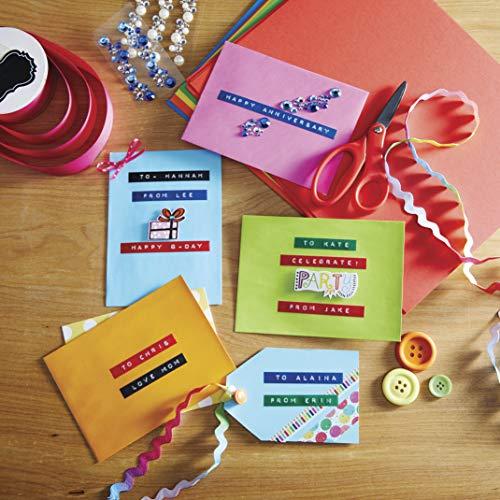 DYMO Embossing Label Maker with 3 DYMO Label Tapes   Organizer Xpress Pro Label Maker Starter Kit, Ergonomic Design, for Home, DIY & Crafting