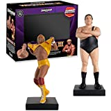 WWE Championship Collection | WWE Wrestle Mania III Iconic Match: Andre The Giant vs Hulk Hogan by Eaglemoss Hero Collector