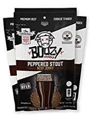 Although all of our Jerky is Made with real craft booze, it won't get ya drunk, sorry. - Our premium quality, tender cooked, delicious craft jerky recipes are curated to be the perfect PAIR with your favorite adult beverages. The ULTIMATE PAIR is wit...