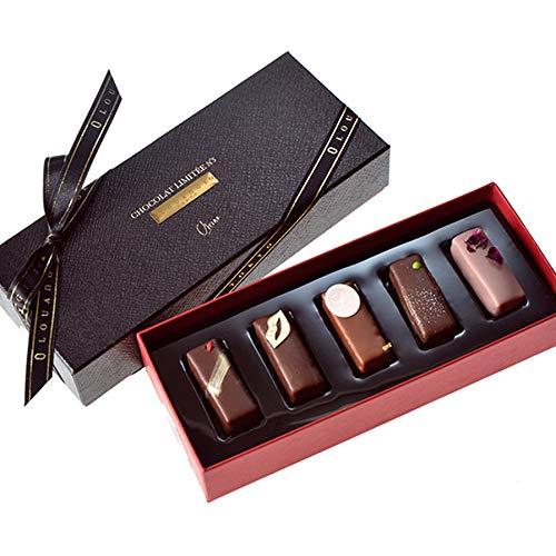 バレンタイン2020 チョコレート ギモーヴショコラ 5個入り (通常) ルワンジュ東京