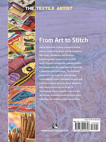 Textile Artist: From Art to Stitch, The (The Textile Artist)