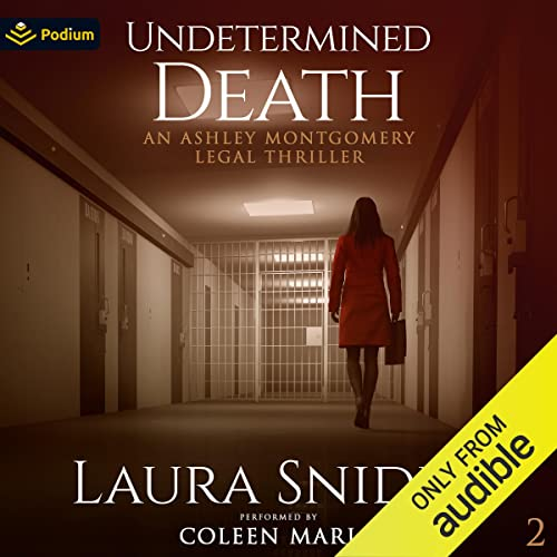 Undetermined Death Audiobook By Laura Snider cover art