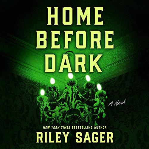Home Before Dark audiobook cover art
