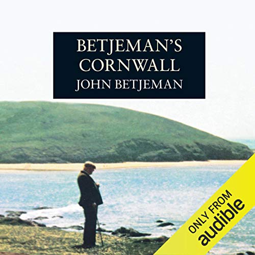 Betjeman's Cornwall cover art