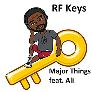 Major Things (feat. Ali)