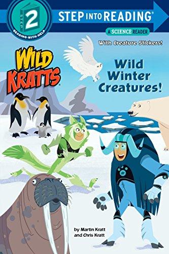 Wild Winter Creatures! Wild Kratts Step Into Reading