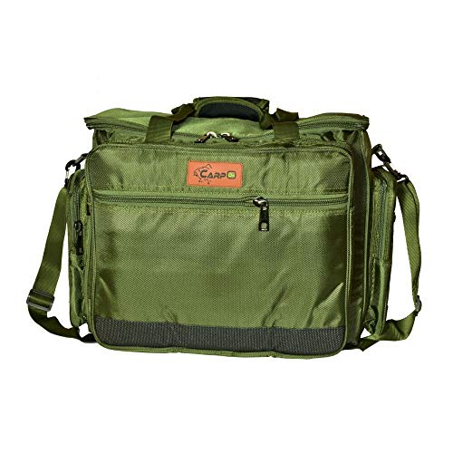 CarpOn Carry All - Bolsa para pesca (tamaño mediano)