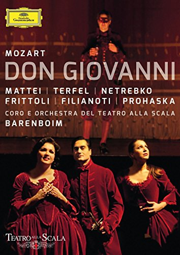 Mozart: Don Giovanni [2 DVDs]