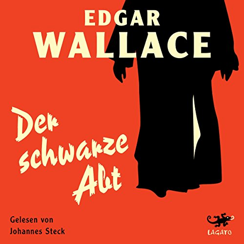Der schwarze Abt audiobook cover art
