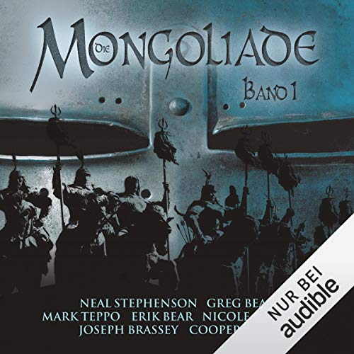 Die Mongoliade audiobook cover art