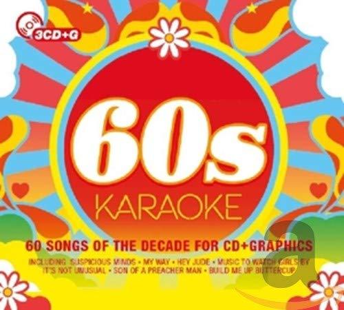 60S Karaoke (3Cd+G)