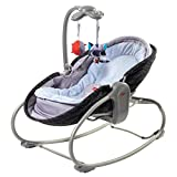 Tiny Love 3-in-1 Rocker Napper (Luxe Black)