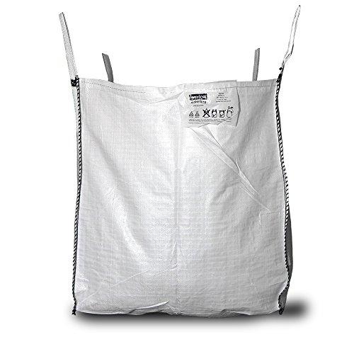 Steine Big Bag 90 x 90 x 90 cm, SWL 1.000 kg