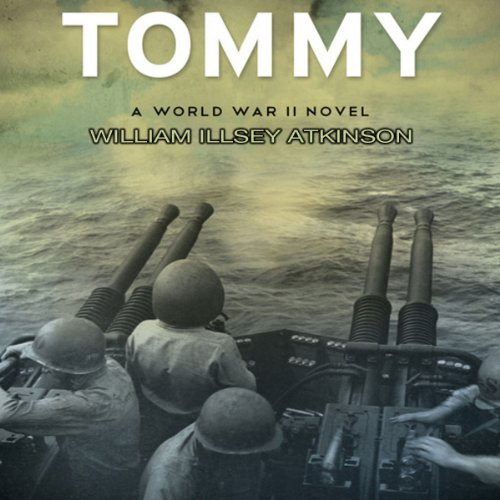 Tommy audiobook cover art