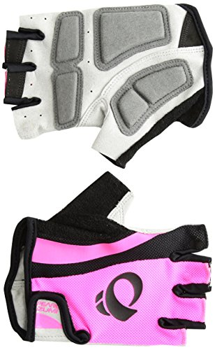 Pearl Izumi W Select Guante, Screaming Pink/Black, Pequeño