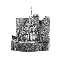 白城モデル灰皿像装飾レジンクラフトを囲むホビット
