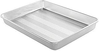 """Nordic Ware Prism 13"""" X 17.75"""" High-Sided Sheet Cake Pan, Metallic"""