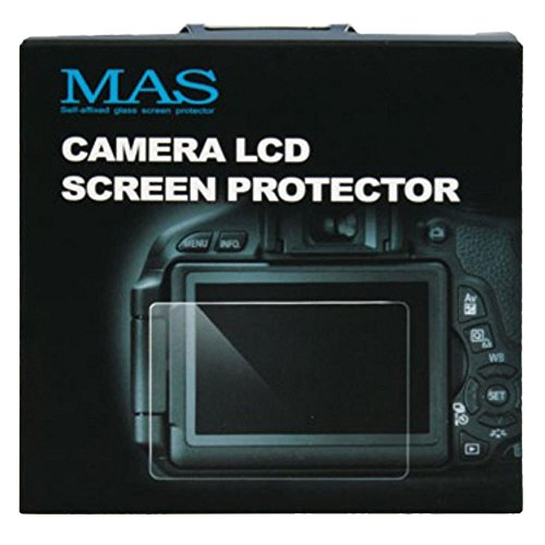 100/% fits Protective Film Display Protection Film Savvies Crystalclear Screen Protector for Canon Legria HF M46