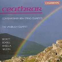 Kinsella / Wilson / Beckett / Boydell: Contemporary Irish String Quartets