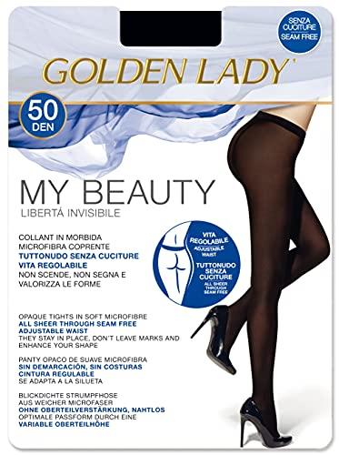 Glooke Selected My Beauty Lot de 10 My Beauty Collant 50 DEN Tableau Taille II 141L