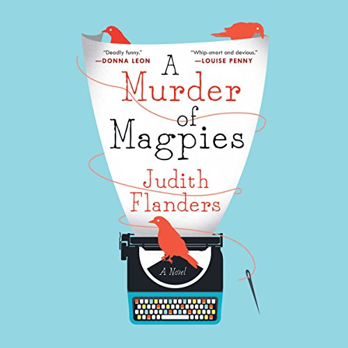 Murder of Magpies audiobook cover art