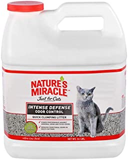 Nature's Miracle Intense Defense Clumping Litter, 14 lb - NM-5969