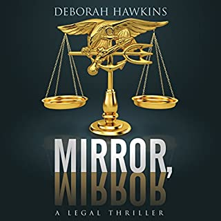 Mirror, Mirror audiobook cover art