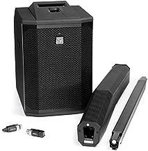 Electro-Voice EVOLVE 50 1000W Bluetooth System Bundle with Xvive U3 Digital Wireless Plug- Portable PA Sound System (2 Items)