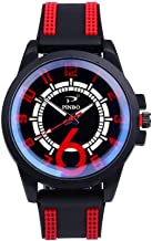 RedBrowm Mens Watches, Zhou Lianfa Man Watch Leban Winner Quarter-Show Wild Temperament Student
