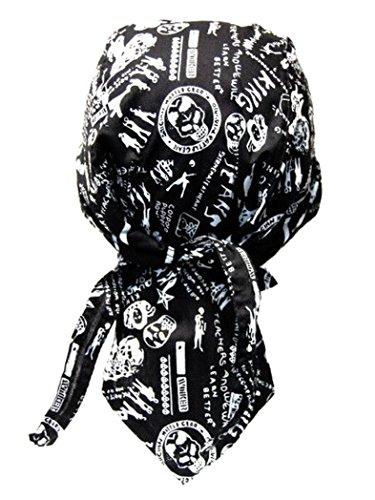 Bandana casquette King Skull
