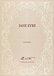 Jane Eyre (MANUSCRIT): (Le manuscrit original de Charlotte Brontë (3 volumes dans un coffret) (2016) (Manuscrits) (B01N1Q1BUC) | Amazon price tracker / tracking, Amazon price history charts, Amazon price watches, Amazon price drop alerts