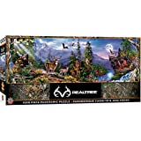 MasterPieces Licensed Panoramic 1000 Puzzles Collection - Realtree Panoramic 1000 Piece Jigsaw Puzzle