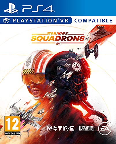 Star Wars Squadrons (PS4) - Compatible VR
