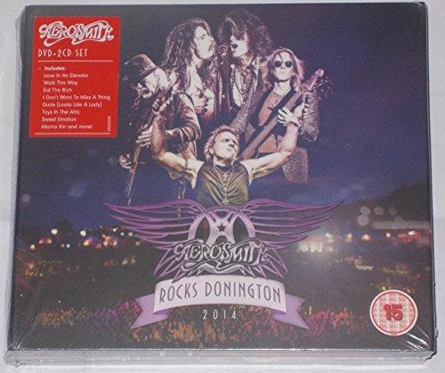 Aerosmith: Rocks Donington 2014 (2CD + DVD)