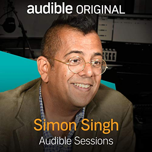 Simon Singh audiobook cover art