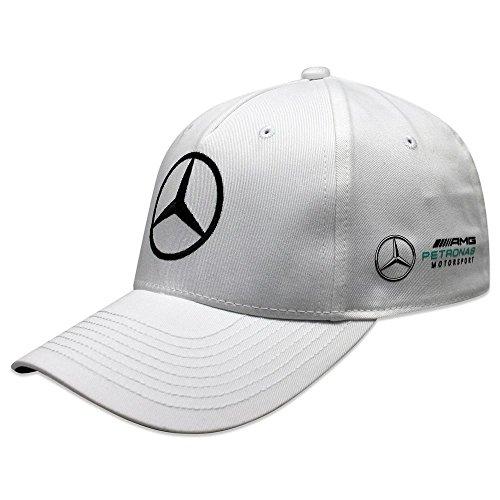 Mercedes AMG Petronas Motorsport Bottas Driver Cap, weiß