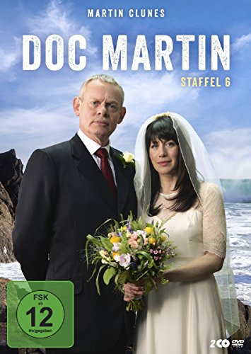 Doc Martin - Staffel 6 (2 DVDs)