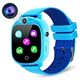 PROGRACE Kids Smart Watch Digital Camera Watch with Games, Music Player, Pedometer Step