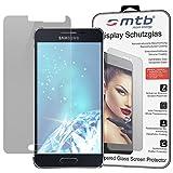 mtb more energy® Protector de Pantalla de Vidrio Templado para Samsung Galaxy Alpha - 0,3mm / 9H / 2.5D - Cristal Tempered Glass